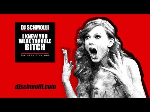 Dj Schmolli - I Know You Were Trouble Bitch video