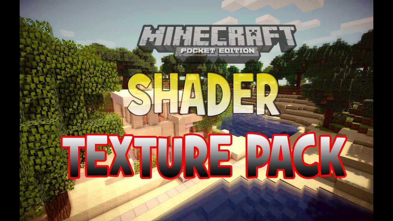 Скачать шейдеры для Minecraft PE 1.2.0, 1.1.0, 1.0.0