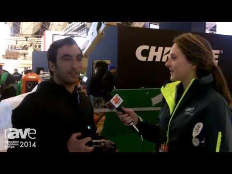ISE 2014: Renee Speaks with Epson