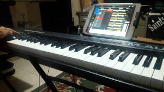 SAMPLES PARA IPAD Soundfont pro con m-audio keyystation 61