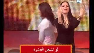 رقص صفاء سلطان رنا شميس