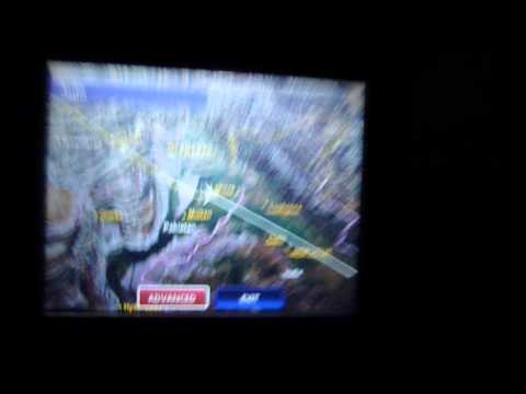 [THA 2012-20] TV-DX 20.03.2012 - TV-Bandscan VHF/UHF in airplane above Pakistan (2): PTV-Sports