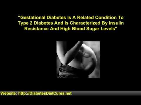 How To Control Gestational Diabetes With Diet