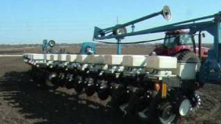 2009 - Planting corn in Iowa