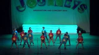 SIS@SS  Concert 2016 - Year 2A Integrated
