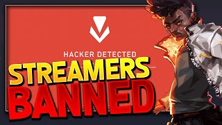 STREAMERS GETTING BANNED FOR HACKING - Valorant Best WTF & Funny Moments - Epic Highlights! #15