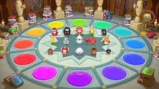 Mario Party 10 - All Enemy Minigames