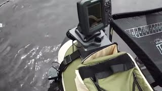 Best Transducer Mount for Float Tube, Belly Boat, Pontoon or Inflatable