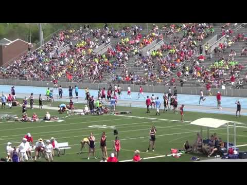 4A Boys D-Med at 2013 Iowa High School State Track Meet