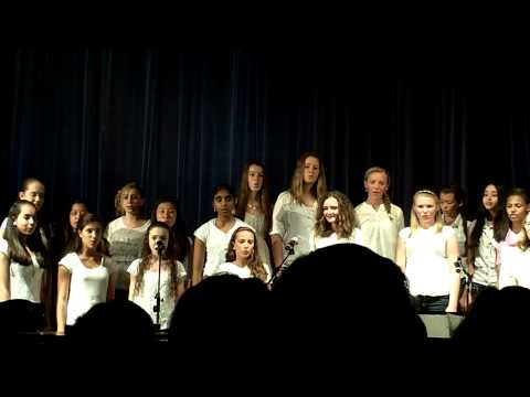 GVMS Girls Acapella - Pitch Perfect Mashup