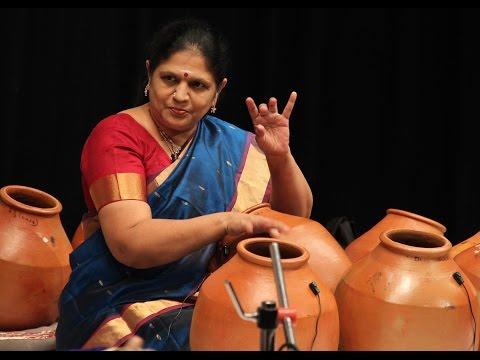 Adi Tala Konnakkol Solo by Vidushi Smt Sukkanya Ramgopal