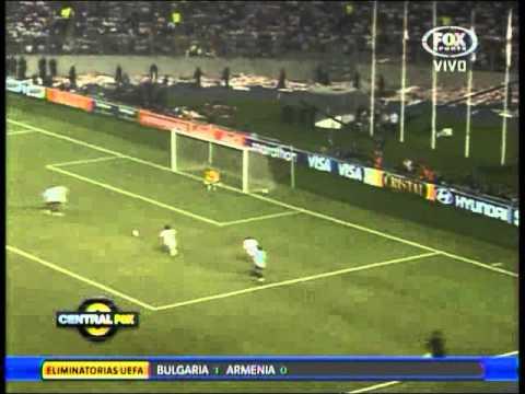 Resumen Peru  vs Argentina  1 - 1   Fox Sport   Clasificatorias Brasil  2014