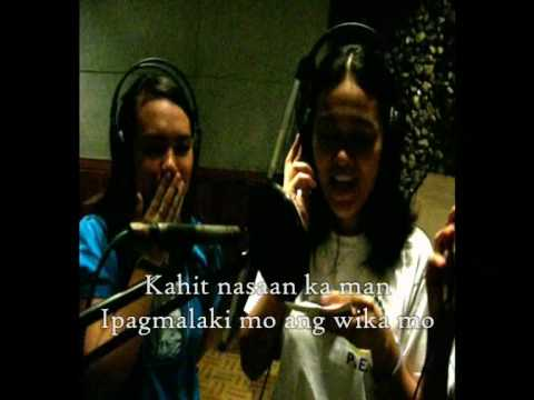 panawagan -filipino Jingle song video