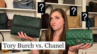 Tory Burch Fleming vs Chanel Flap: Comparison, Quality, Value