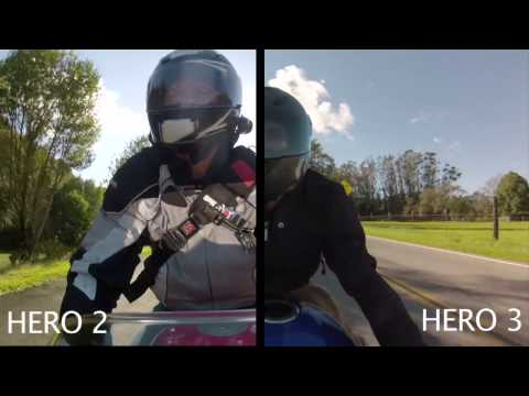 GoPro Hero 3 Silver Edition with Hero 2 Review
