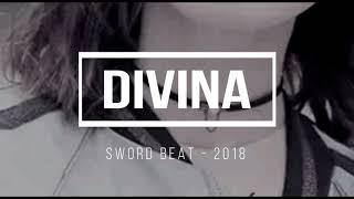 DIVINA - INSTRUMENTAL DE RAP - USO LIBRE - FREE - HIP HOP - (SWORD BEAT 2018)