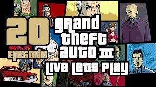 Grand Theft Auto III (PS4) | Live Let's Play | Episode 20