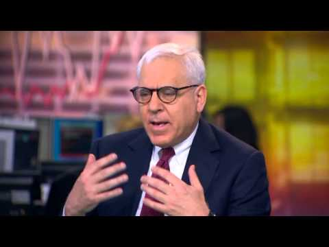 Rubenstein: No Fiscal Cliff, But No Grand Bargain