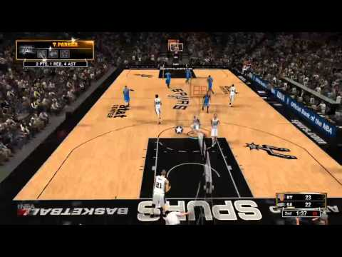 NBA 2K13 Virgin Gaming Match