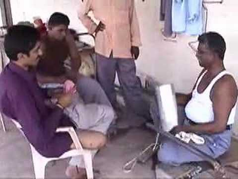 Jamkhed CRHP Artificial Limb Program Video