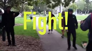 ANTIFA knock out street fighter edition part 2