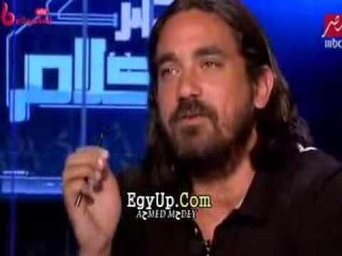 فضيحة موقف محرج لـ امير كرارة مع وفاء الكيلانى فى برنامج قصر الكلام Qoser Al Kalam