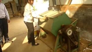 02 Video of nail machine, nail polishing machine and cutter grinder