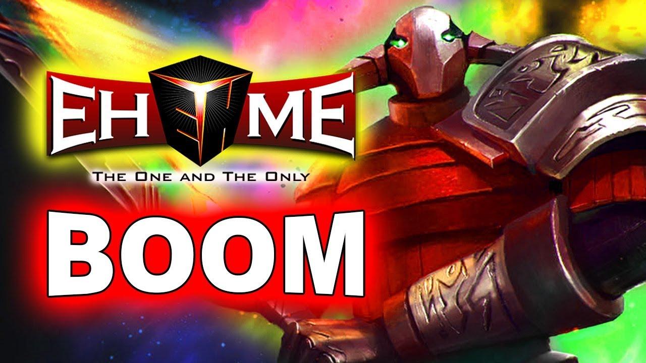 EHOME vs BOOM ID - WHAT A GAME! - AMD SAPPHIRE DOTA PIT Minor 2019 DOTA 2