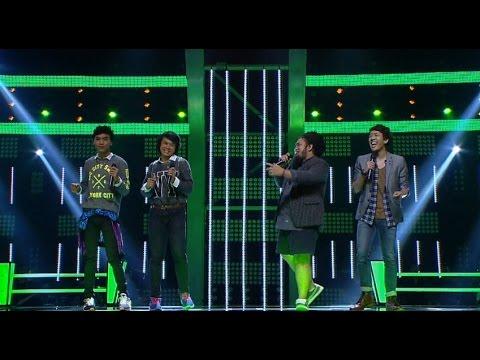 The Voice Thailand - บอลล่า - จูโน่ VS อุณ - อาร์ม - บูมเมอแรง - 26 Oct 2014