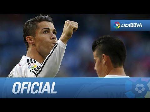 Hat-trick y pichichi de Cristiano Ronaldo
