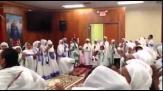 Yikelelewa Mela'ekt ይከልለዋ መላዕክት (Ethiopian Orthodox Tewahedo Church song)