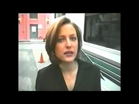 Gillian Anderson Cussing Compilation