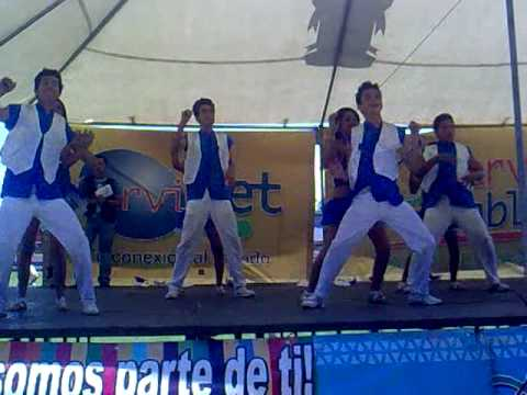 INTERCOLEGIAL DEL BAILE AMATITLAN 2010