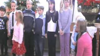 Watch Children Away In A Manger video