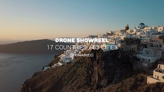 DRONE SHOWREEL BY DIMA BUCCI 2017