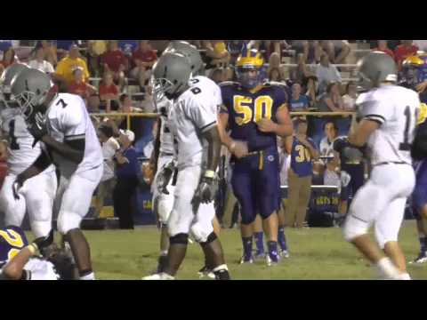 Under the Lights:  Joe Irby and Keeling Hunter - Franklin Road Academy Tn.