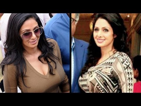 Busty Sridevi Gets A Boob Job video