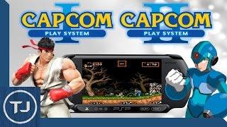 PSP Capcom Play System 1 & 2 Emulator (Free Download) 2017!