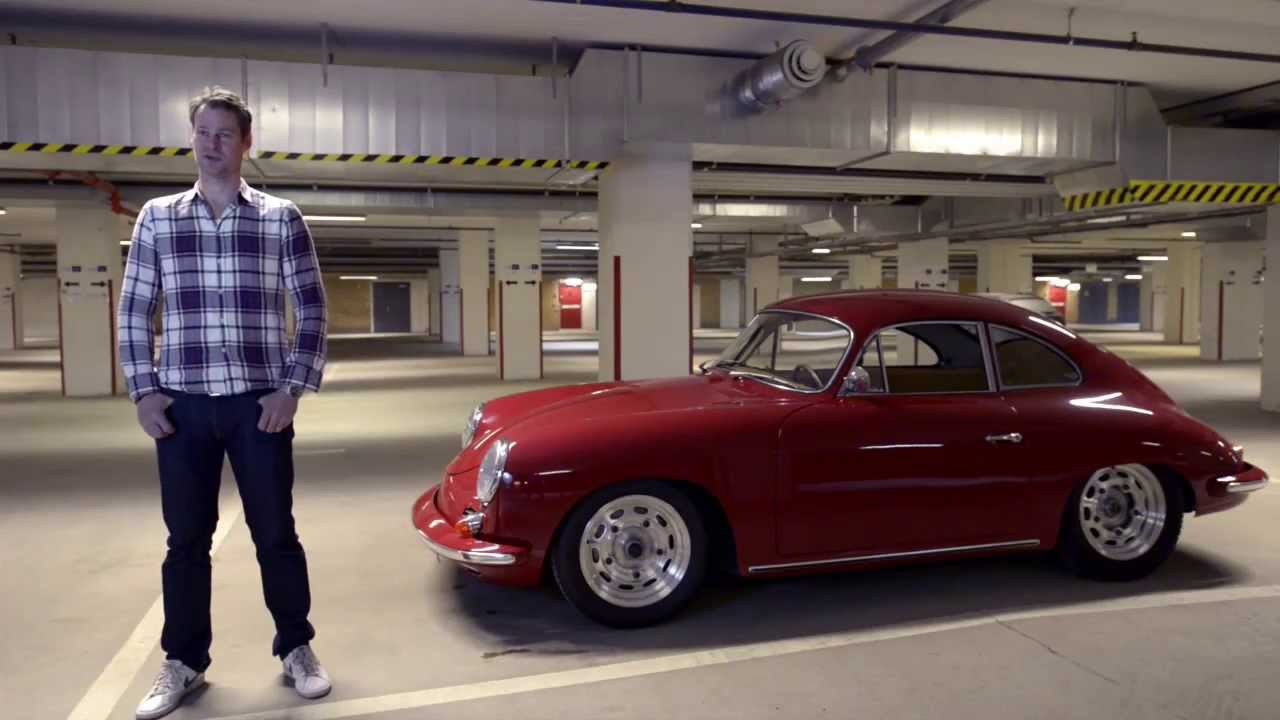 Granturismo People Fredrik Tengbom Porsche 356 Outlaw