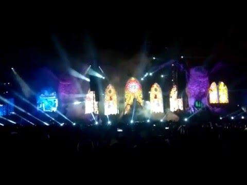 EDC Brasil (Electric Daisy Carnival) - Above & Beyond - Abertura + Hello