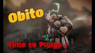 Dota 2 Highlights #8 - OBITO as Pudge
