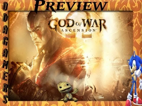 Preview God of War Ascension - PT-BR