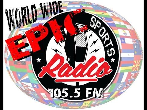 Epic Sports Radio show 1-6-15