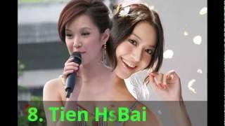 Top 10 Hottest Chinese Models and Actresses - Top 10