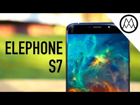 Elephone S7 Review - AN S7 EDGE FOR $200???