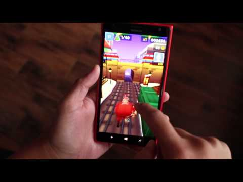 Subway Surfers for Windows Phone