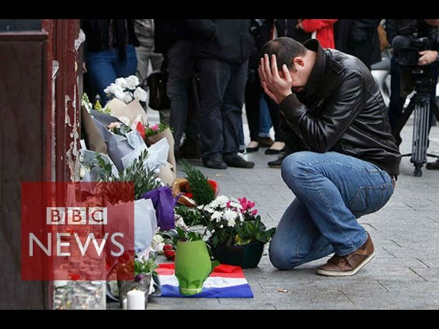 Paris attacks: How will the city cope? BBC News