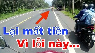 CSGT BẮN TỐC ĐỘ Biker đi tour phượt Đà Lạt | RinRin |