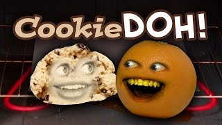 Annoying Orange - Cookie-DOH! (feat. Alexa Losey)
