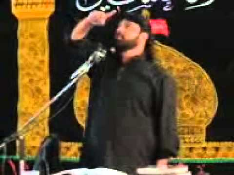 Shoukat Raza Shoukat | 02 Muharam 1434 | 17.11.2012 | Al Hussain Rasul Nagar video